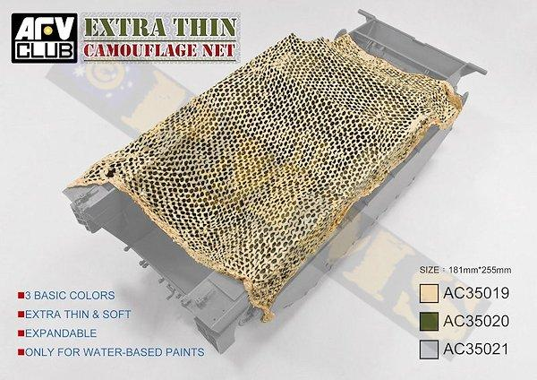1/35 CAMOUFLAGE NET - JUNGLE GREEN