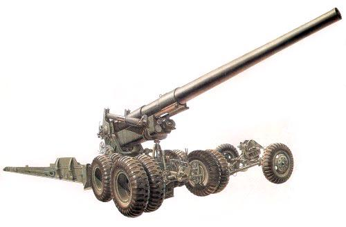 1/35 M59 155mm LONG TOM