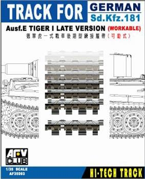 1/35 TRACK FOR GERMAN SDKFZ 181