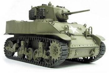 1/35 M5A1 LIGHT TANK, EARLY PRODUCTION