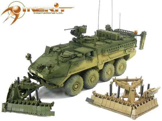 1/35 STRYKER M1132 ENGINEER SQUAD SMP SUR MINE
