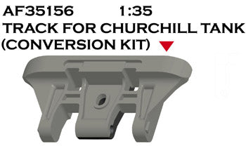 1/35 TRACK LINK FOR CHURCHILL TANK (WORKABLE)