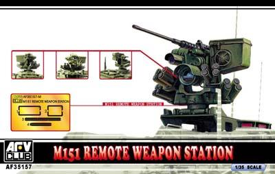 1/35 M151 REMOTE WEAPON STATION
