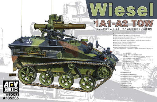 1/35 WIESEL 1A1-A2 TOW
