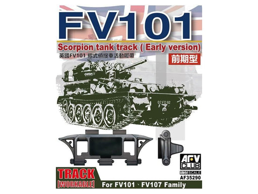 1/35 SCORPION EARLY VERSION WORKABLE TRACK