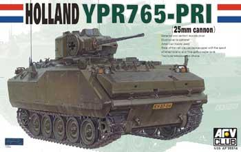 1/35 DUTCH ARMY HOLLAND YPR765-PRI