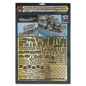 PHOT-ETCH DETAIL SET FOR 1/350 USN TYPE
