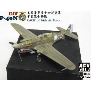 1/144 P-40N CACW OF 14TH AIR FORCE