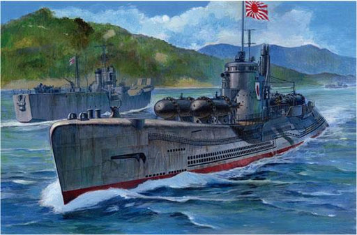 1/350 JAPANESE NAVY SUBMARINE I-58 LATE VERSION