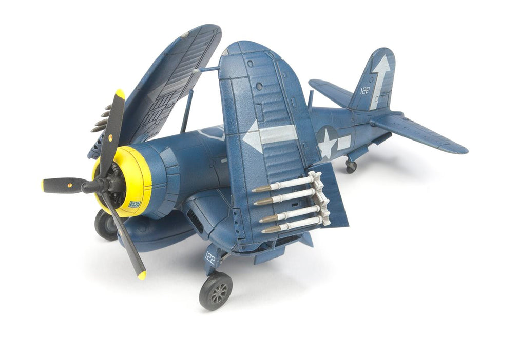 1/144 F4U CORSAIR (FOLDING-WING) AFV CLUB AR14408