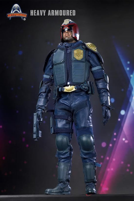 1/6 HEAVY ARMOURED COP BLUE SP. VERSION (BY ART FIGURES)