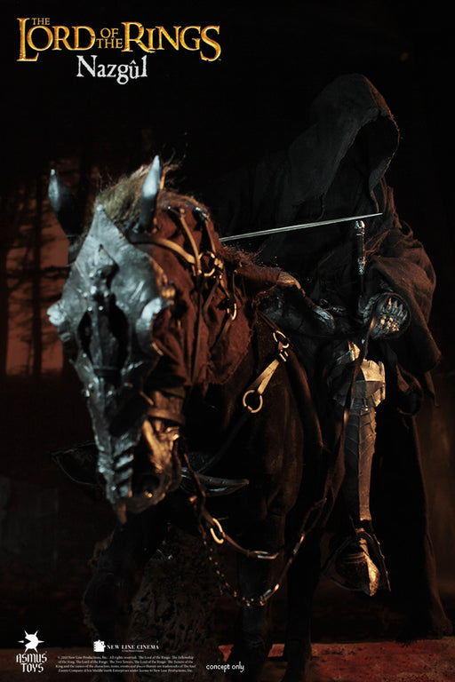 1/6 RINGWRAITH & THE NAZGUL STEED (ASMUS TOYS)