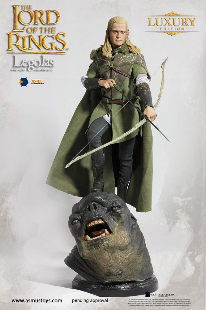 1/6 LORD OF THE RINGS-LEGOLAS LUXURY EDITION (ASMUS TOYS)