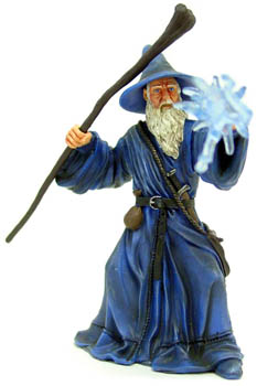 90MM LEGENDS SERIES - WIZARD