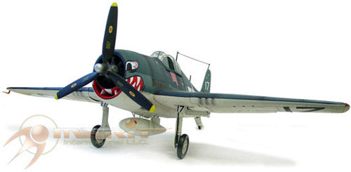 1/18 F6F HELLCAT (CAT MOUTH)-MERIT EXCLUSIVE
