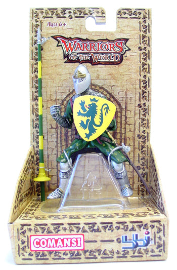 90MM FRENCH KNIGHT OF CRECY