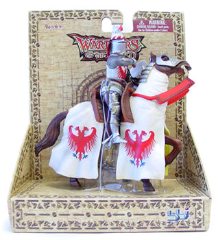 90MM ENGLISH KNIGHT & WARHORSE