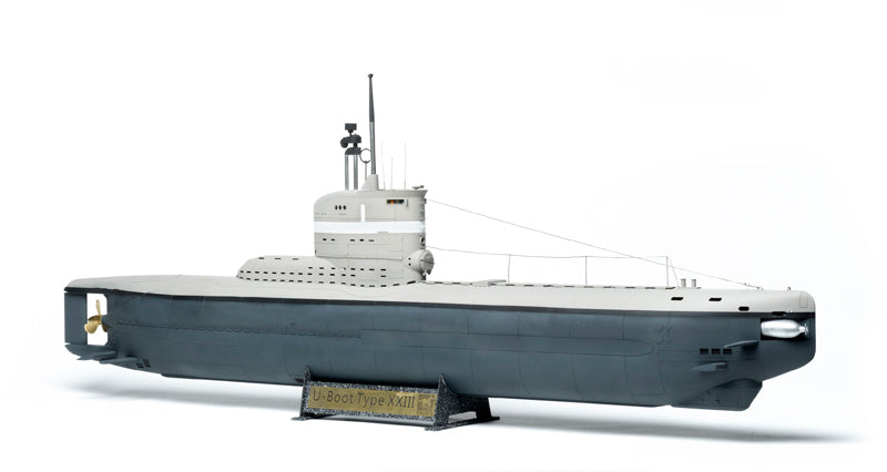 1/35 GERMAN U-XXIII COASTAL SUBMARINE BRONCO MODELS CB35104