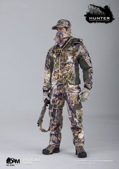 1/6 NO.1-REALTREE CAMO HUNTING OUTFIT & ACCESSORIES