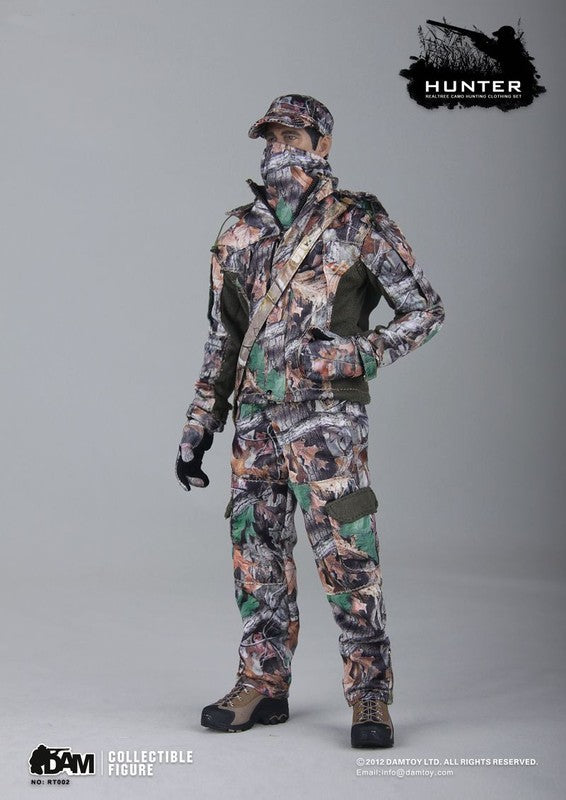 1/6 NO.2-REALTREE CAMO HUNTING OUTFIT & ACCESSORIES