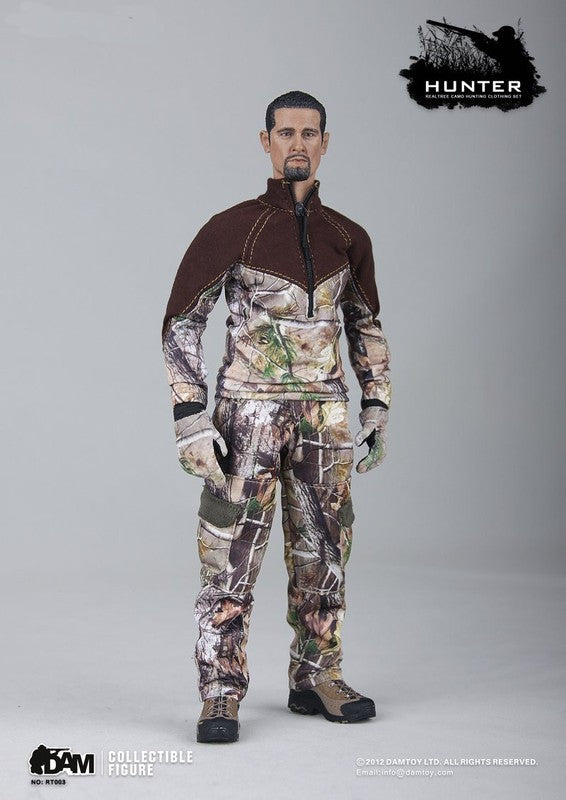 1/6 NO.3-REALTREE CAMO HUNTING OUTFIT & ACCESSORIES