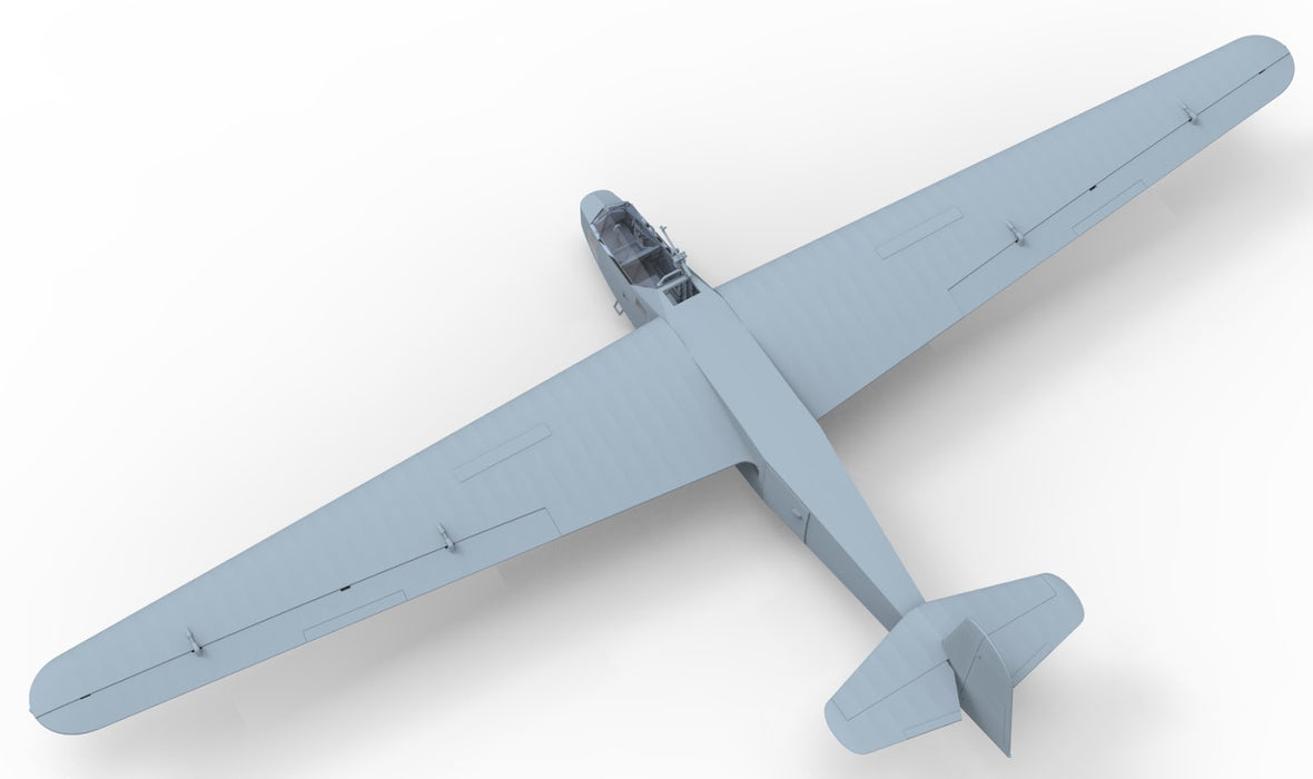 1/72 DFS230B-1 LIGHT ASSAULT GLIDER BRONCO MODELS GB7008
