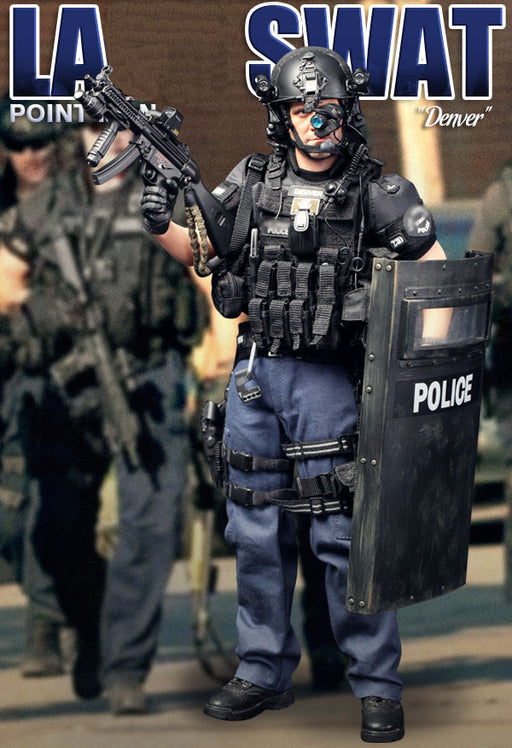 1/6 LAPD SWAT - 2.0 POINT-MAN - DENVER