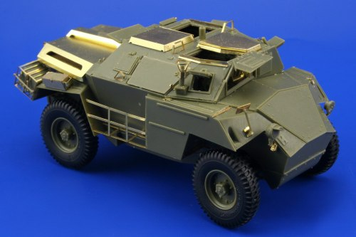 1/35 HUMBER SCOUT CAR MK.I WITH TWIN K-GUN (D-DAY VERSION)