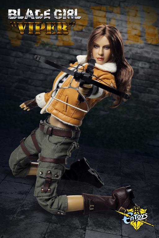"1/6 BLADE GIRL - ""VIPER"" VOL.2 (BY ENTOYS)"