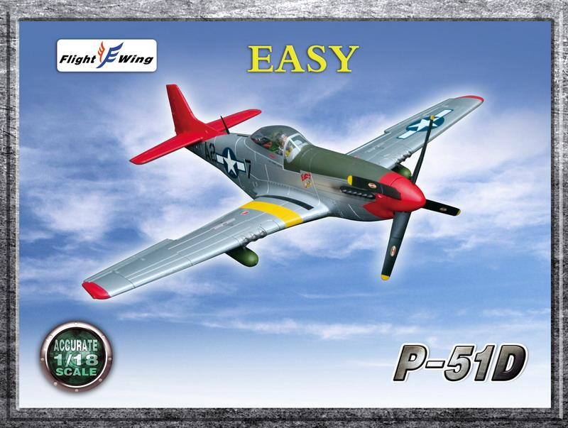 "1/18 WWII USAF, 352nd FIGHTER GROUP ""EASY"""
