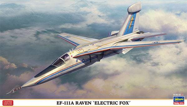 "1/72 EF-111A RAVEN ""ELECTRIC FOX"""