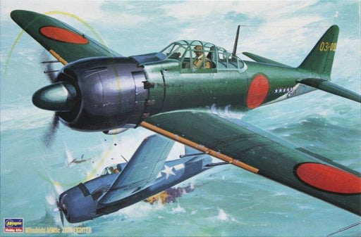 1/32 A6M5C ZERO FIGHTER TYPE 52 (ZEKE)(OLD KIT)