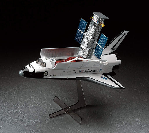 1/200 ORBITER & HUBBLE SPACE