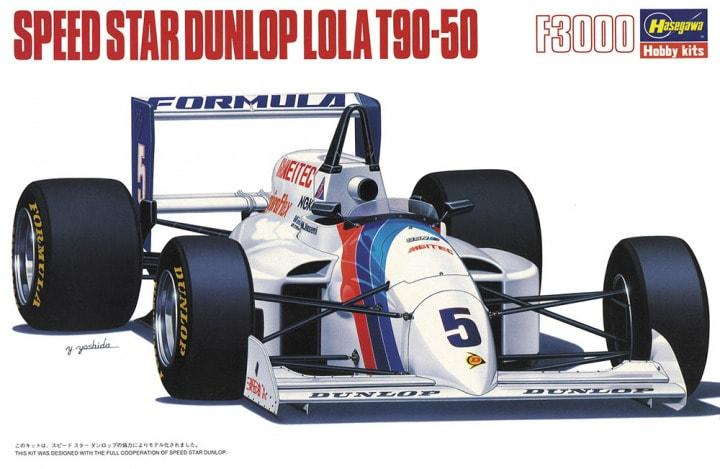 1/24 SPEED STAR DUNLOP LOLA