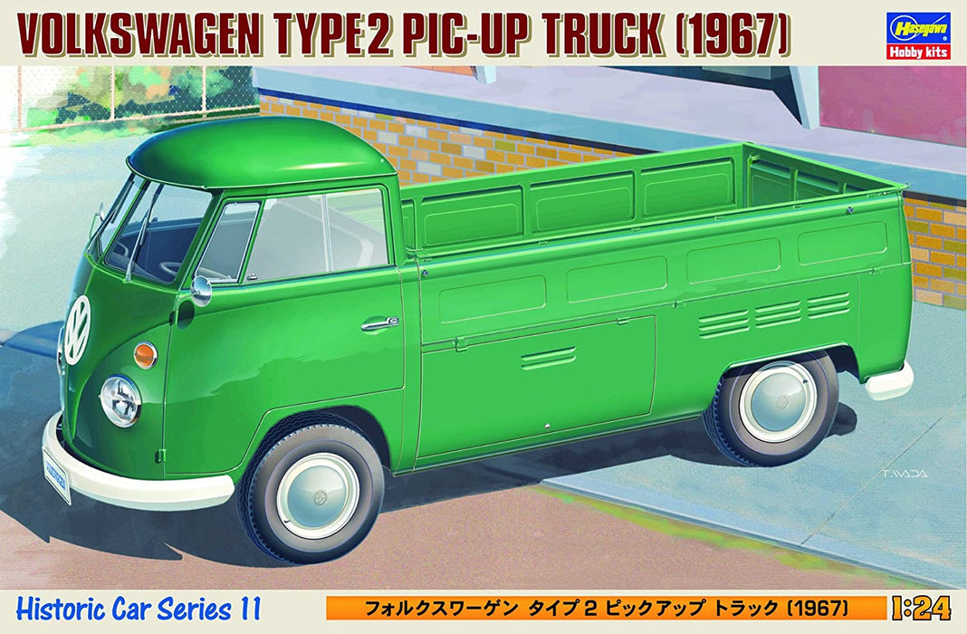 1/24 Volkswagen Type2 Pick-up Truck (1967) by Hasegawa