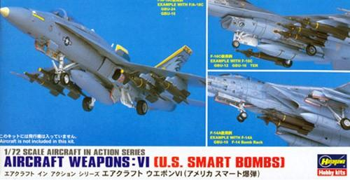 1/72 US AIRCRAFT WEAPONS VI