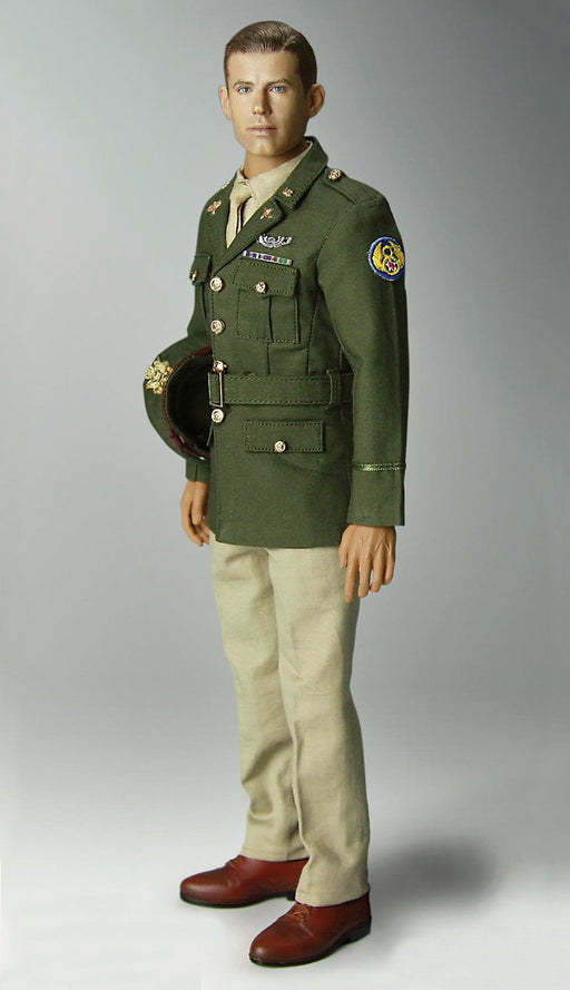 "1/6 COL. C.E. ""BUD"" ANDERSON SIGNED VERSION (HOBBY MASTER)"