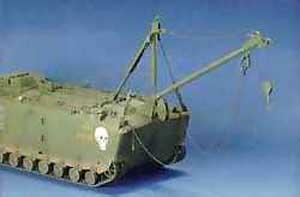 1/35 LVTR-1A1 RECOVERY VEHICLE CONVERSN