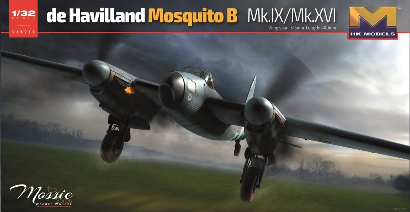 "1/32 DE HAVILLAND MOSQUITO B MK.XVI ""THE MASSIE"""