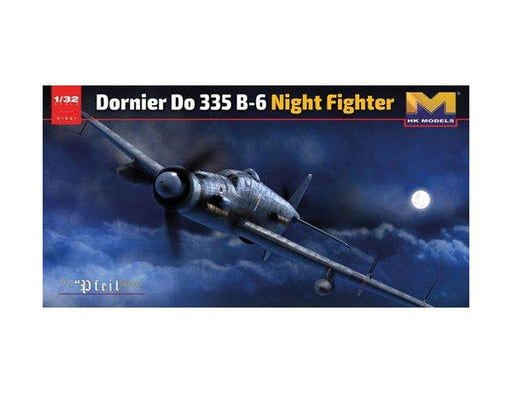 "1/32 WWII LEFTWAFFE DORNIER DO335 B-2 ""NIGHTFIGHTER"""