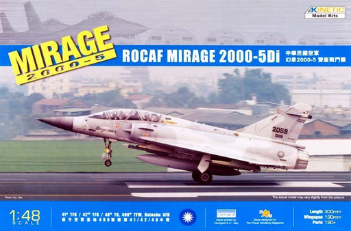 1/48 ROCAF Mirage 2000-5Di KINETIC K48037