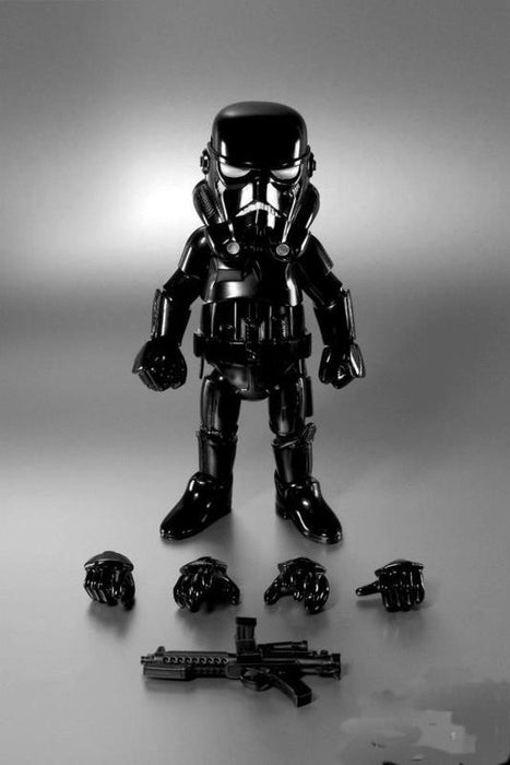 14CM STAR WAR - BLACK HOLE STORMTROOPER