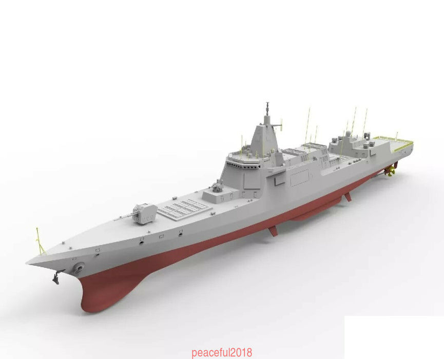 1/350 CHINESE NAVY TYPE 055 DDG LARGE DESTROYER BY BRONCO MODELS