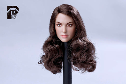 1/6 EUROPE/AMERICA BEAUTY STAR HEADSCULPT-STYLE 1 (PEAKTOYS)