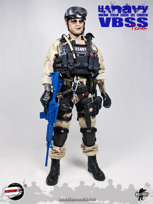 1/6 US NAVY VBSS TEAM