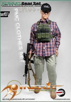 1/6 PMC GEAR SET PLUS - SET 1