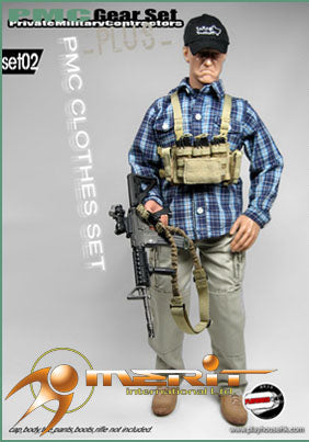 1/6 PMC GEAR SET PLUS - SET 2
