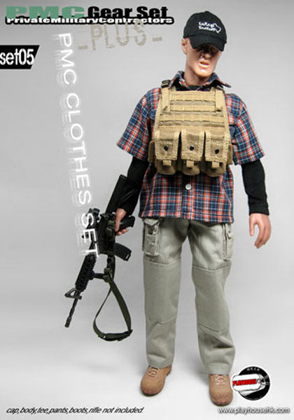 1/6 PMC GEAR SET PLUS - SET 5