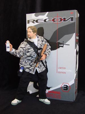 RECON FIGURE NY VERSION