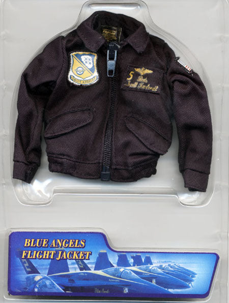 1/6 MODERN BLUE ANGELS FLIGHT JACKET
